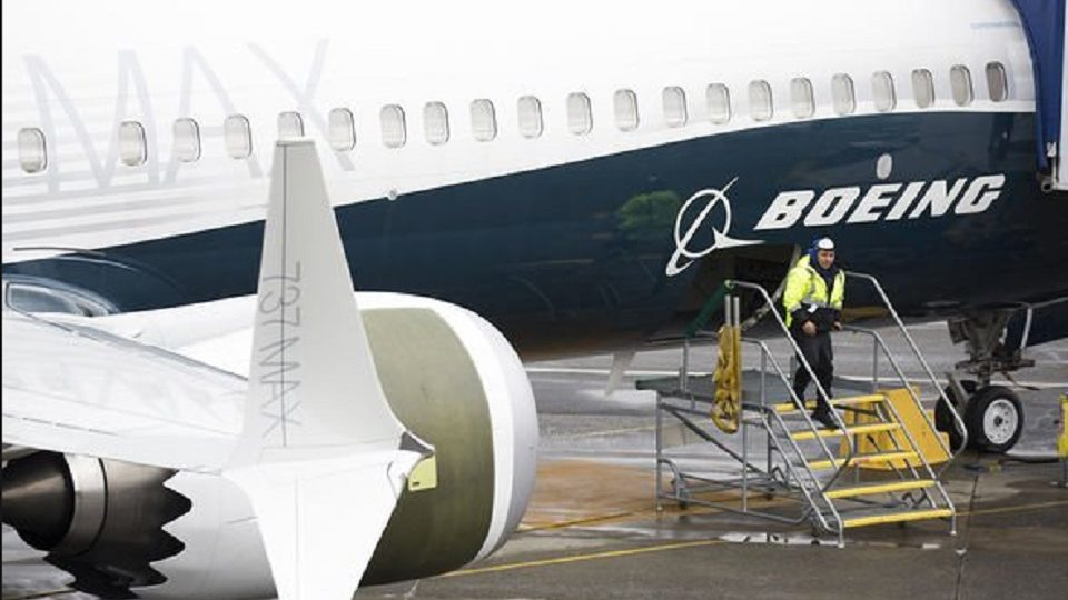 Boeing 737 MAX To Present Before US Congressional Interrogation