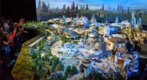 Disney Declares Inauguration Date For New Land: Star Wars Galaxy's Edge