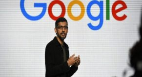 """Google CEO Claimed , """"He is Committed to US Military, Not Chinese"""" : US President"""