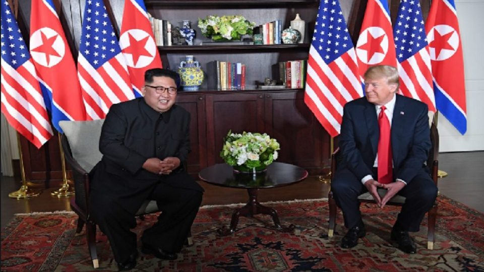 Inflaming Outrage US Presidents Supports Kim On Detained American