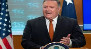 Mike Pompeo claims, United States is hopeful of diminishing India-Pak tensions