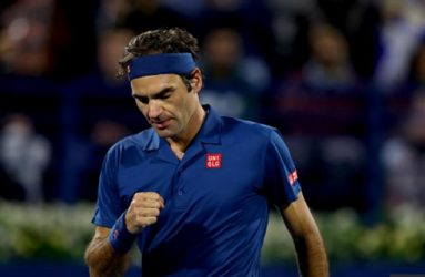 Tennis player Roger Federer has missed acheiving his remarkable milestone