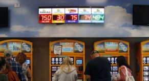 Third Largest US Powerball Jackpot Drawn For $768 Million