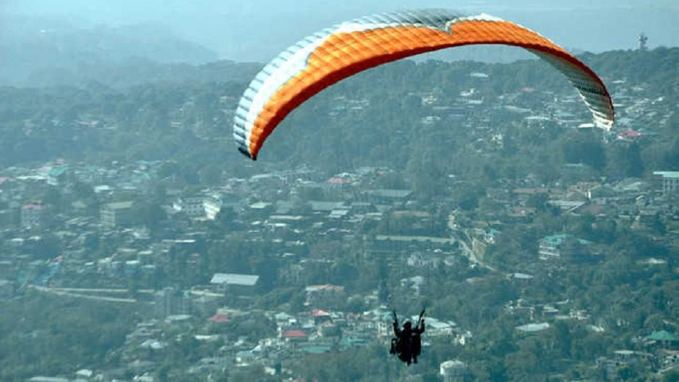 US Paraglider stranded in Himachal Pradesh, rescued by Helicopter