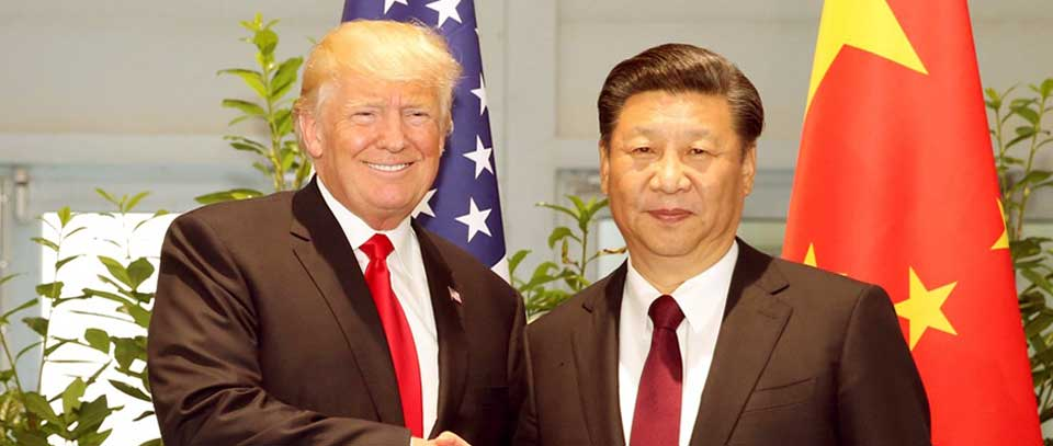 """US President Warns Chinese Trade Deal: """" Always Ready To Walk """""""