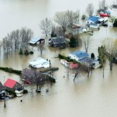 Flooding In Canada Compelled To Be Evacuated Almost 1500 People