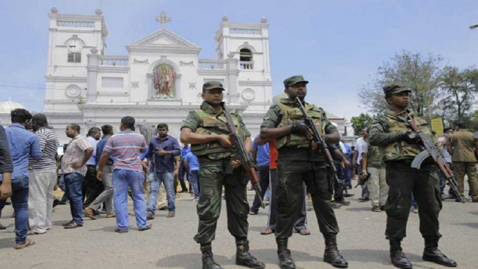 On The Holiest Christian Day Dreadful Terror Attacks On Hotels And Churches Snatches 207 Lives