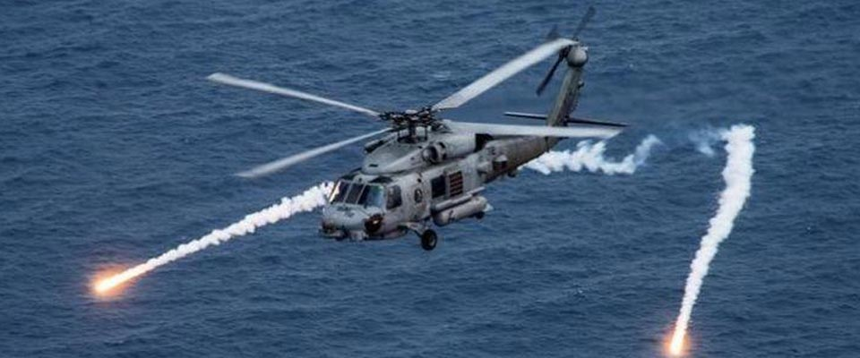 United States Approved Sale Of Anti-Submarine Choppers To India For $2.6 Billion