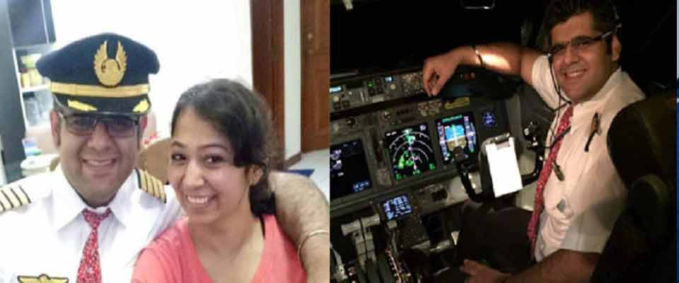 Wife Of Victim Indian Pilot of Lion Air Pleaded To Airlines Authority To Ground The Victim Model