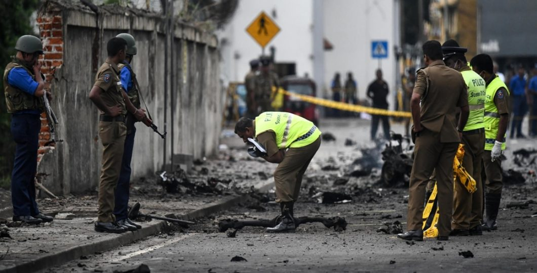 Another Explosion In East Sri Lanka Near Colombo, No Reported Casualties