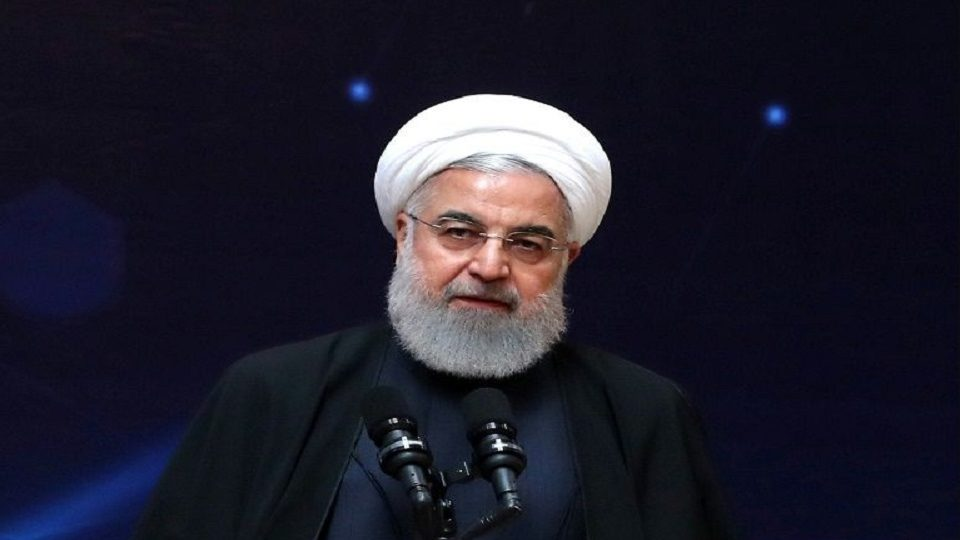 """Iran President Hassan Rouhani Claims, United States Is """"Leader of World Terrorism"""""""