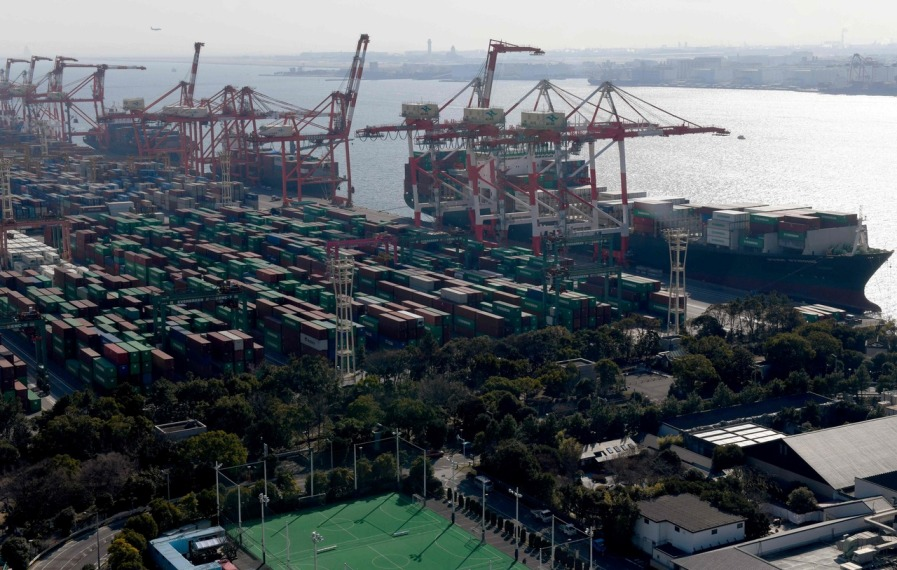 Japan Leaves Analysis of Economy Unaltered In April