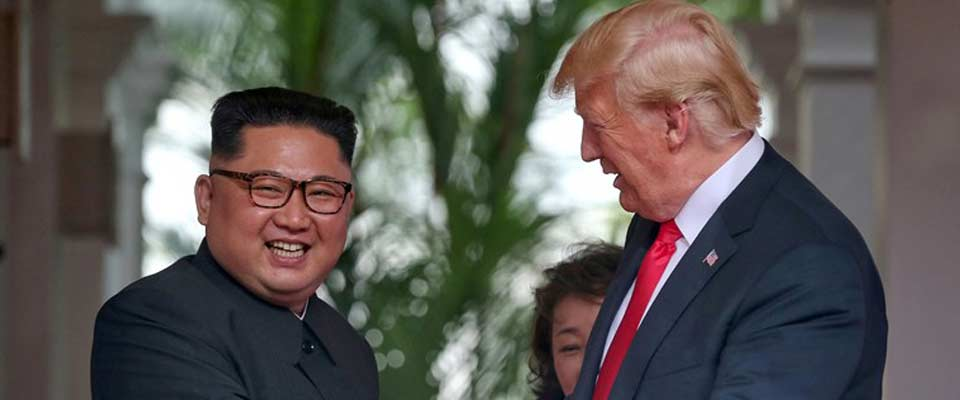 Discussion Between Trump And Moon Jae-In For Further Meetings With Kim Jong Un