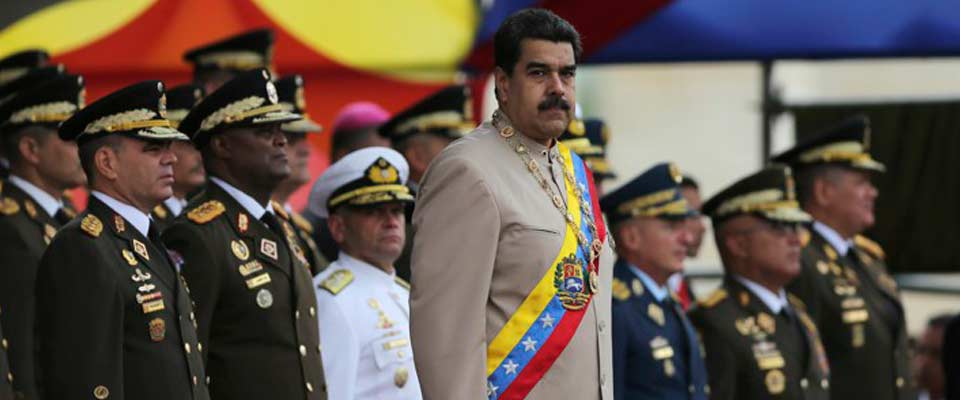 After Red Cross Meeting President Nicolas Maduro Claims Venezuela Ready For Aid