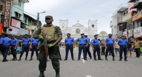 All Suspects In Suicide Bombing Detained Or Dead, Claims Sri Lanka Police Chief