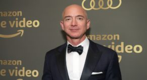 "Amazon Installed ""Bulletproof Panels"" To Defend CEO Jeff Bezos"