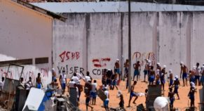 Clashes Broke Out Between Prisoners In Brazil, 15 Dead