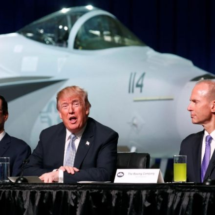 Donald Trump Nominates Former Aerospace Executive As US Air Force's Head