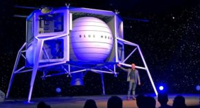 Elon Musk Mocks At Jeff Bezos' Moon & Space Colony Plans