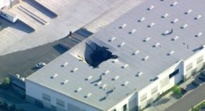 F-16 Fighter Jet Crashed Into California Building, Pilot Safely Ejected