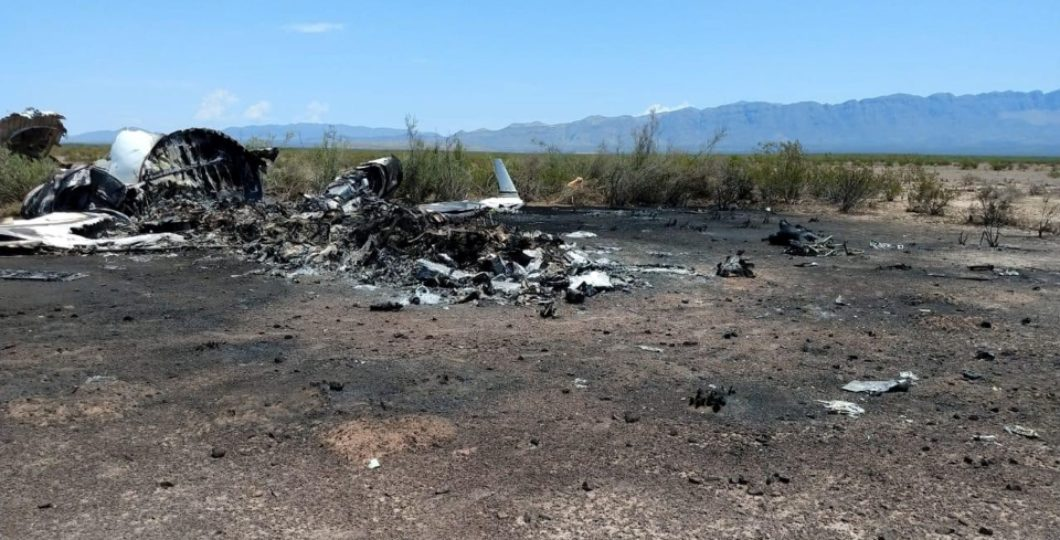 Missing Las Vegas Private Jet Got Crashed In Mexico, 13 Dead