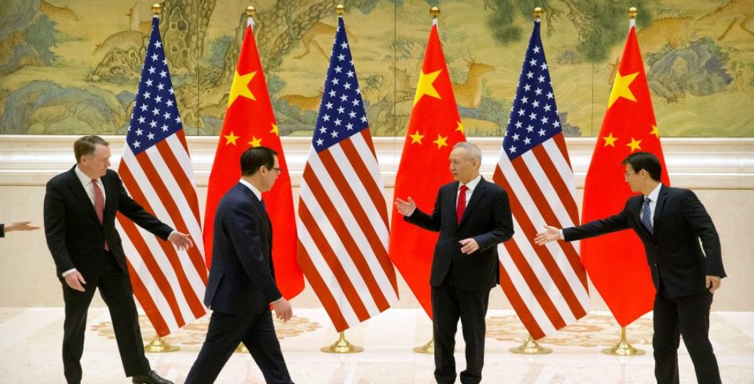 """On Trade Deal, US, China Disputations Over"""" Extravagant Expectations"""""""