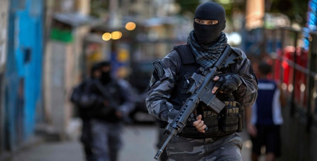 Over 1000 Murder Accused Held In Brazil Police Operation