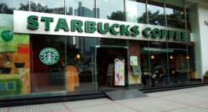 """Starbucks Opened """"Silent Cafe"""" in Guangzhou"""