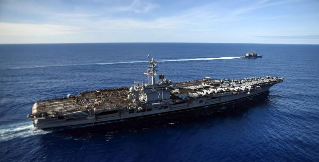 The US Deploys Carriers, Bombers, To Middle East Indicating Clearly To Iran