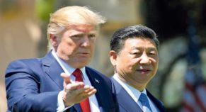 """US President Claims: """" China Dreaming That Sleepy Joe Biden Gets Elected In 2020"""""""