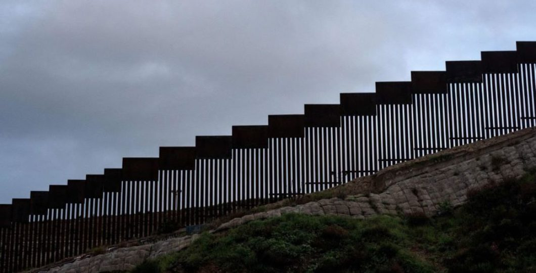 US President Insisted Mexico Border To Be Painted With Black Spikes
