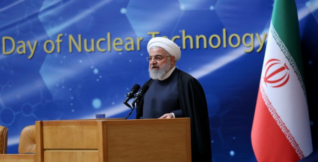 Under Landmark 2015 Nuclear Deal, Iran Suspended Few Nuclear Deal Commitments