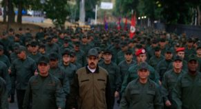 Venezuelan General Suggests Military To Take Move Against The Ruling Of Nicolas Maduro