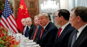After G-20 Meeting, Trump To Enforce New Round of Tariffs In China