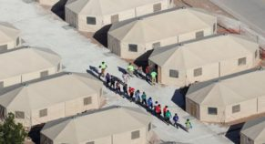 Amid Screaming Over Child Detainees US Border Chief Escapes