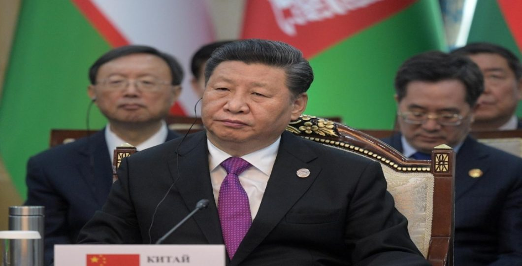 Chinese President Xi Jinping Arrives In North Korea, First As Chinese Leader
