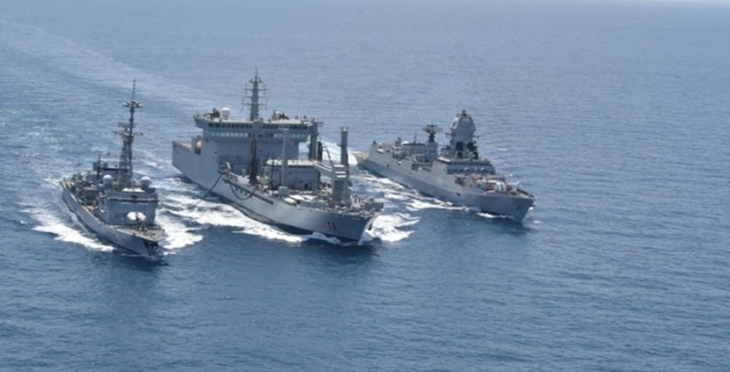 Chinese Warships Cause Surprise In Australia's Sydney Harbour