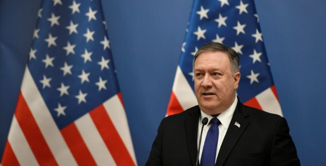 For Discussions On Iran Crisis, US State Secretary Leads To UAE