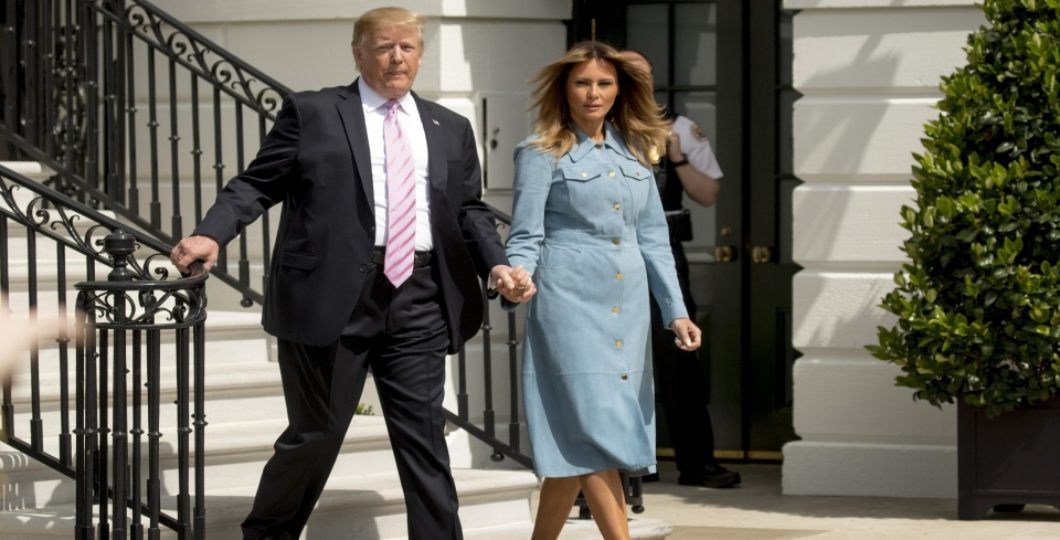 To Celebrate D-Day, Donald Trump Arrives In France