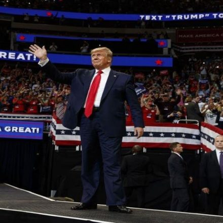 US President Introduces 2020 Re-election Campaign