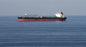 "Detention of Iran Crude Oil Loaded Tanker As ""Excellent News"", United States"