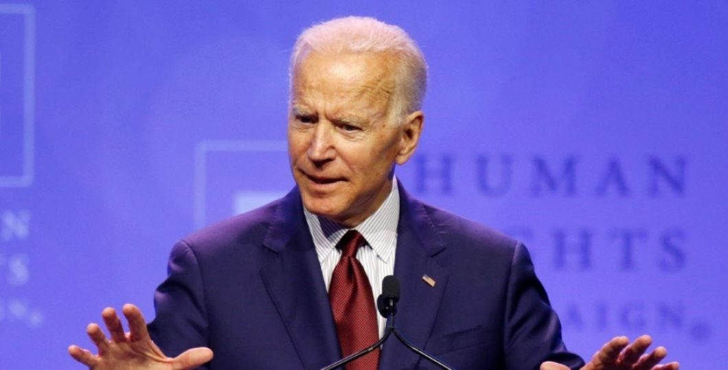 Joe Biden Challenges Donald Trump With Push-Up Challenge