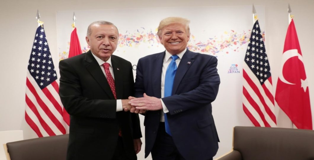 No Sanctions On Turkey Over Russian Weapons Purchase, Says President Trump