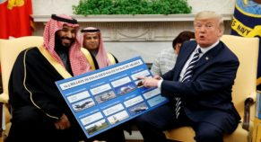 Over Rebuked To President Trump, US Congress Blocked $8 Billion Arms Sales To Saudi