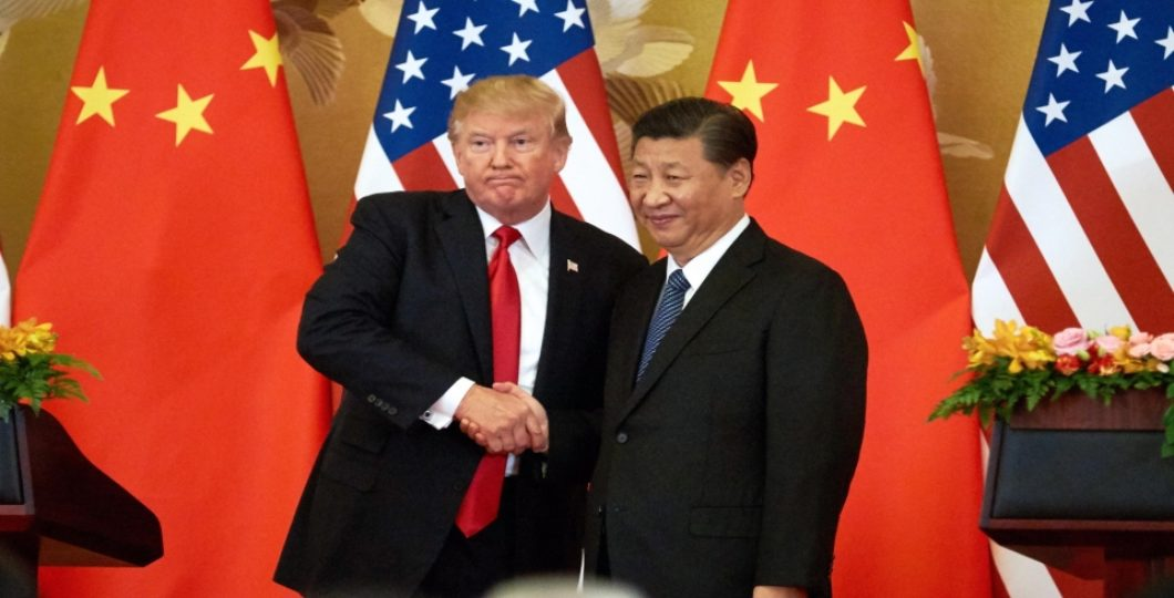 """President Trump """"Misleading"""" People By Linking Trade Deal And Slowing Economy, Says China"""