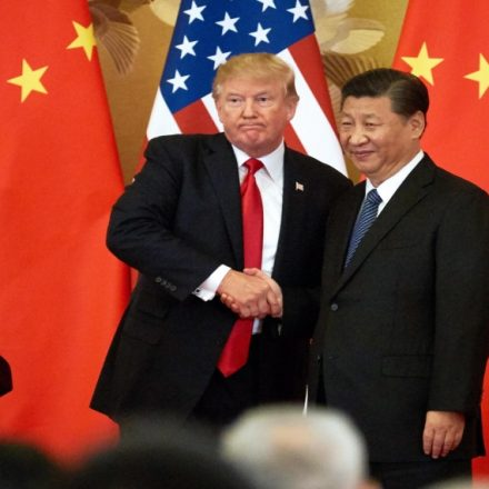 "President Trump ""Misleading"" People By Linking Trade Deal And Slowing Economy, Says China"