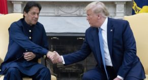 """President Trump Says, """"Kashmir Such A Beautiful Name"""", Offers """"Mediation"""""""