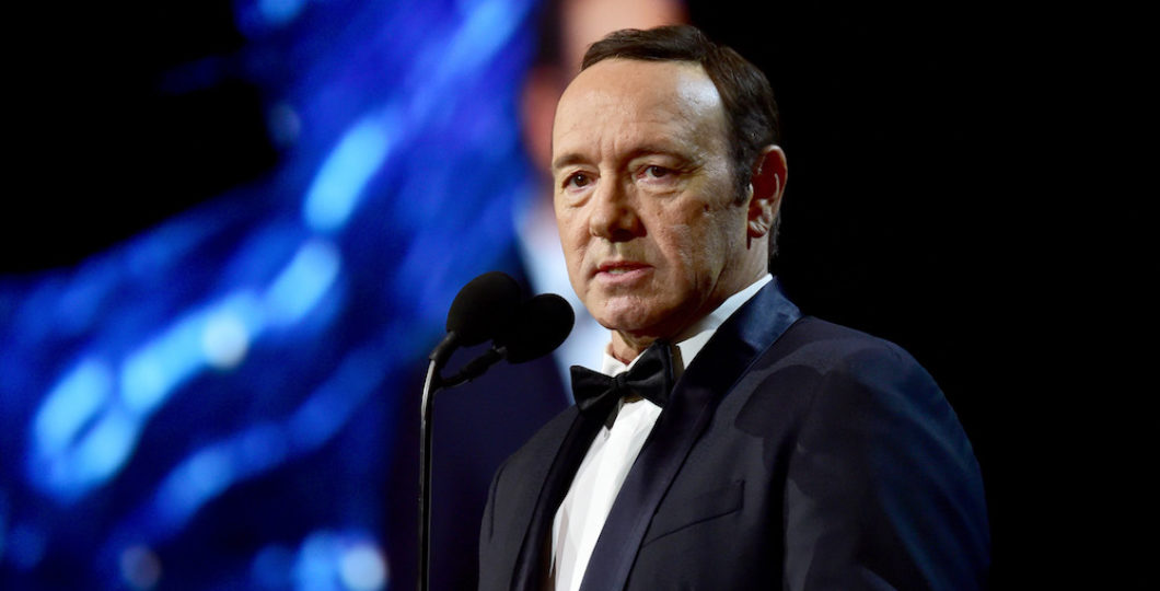 Prosecutors Dropped The Sexual Assault Charges Against Kevin Spacey
