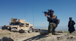 Two US Soldiers Encountered In Afghanistan, Officials