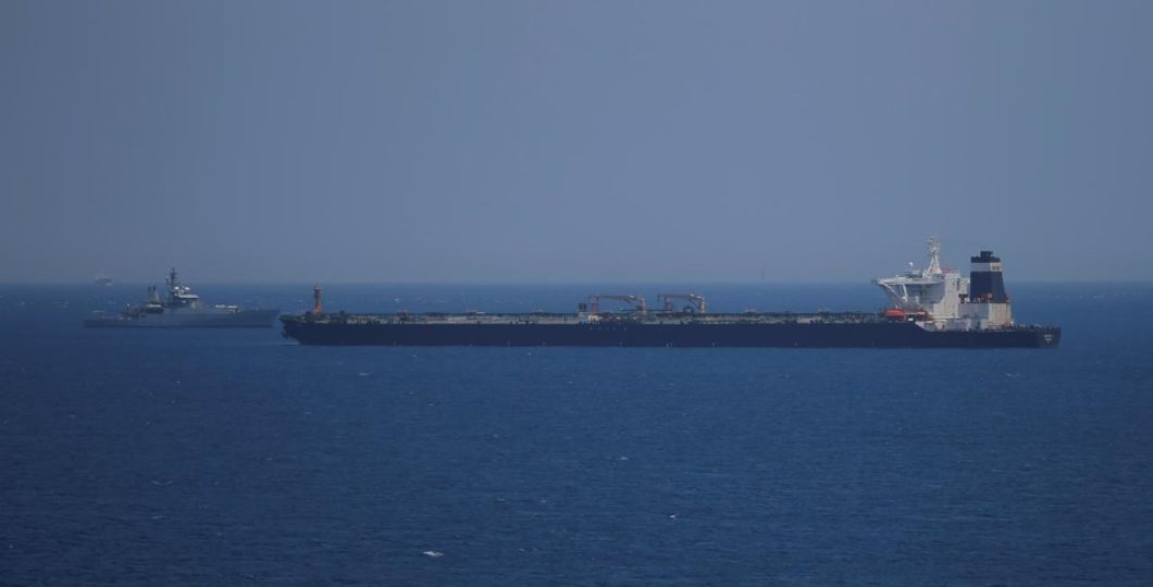 """UK And US will """"Regret"""" Seizing Tanker Off Gibraltar, Claims Iran Revolutionary Guards"""